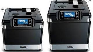 Fluval G-Series Aquarium Filters
