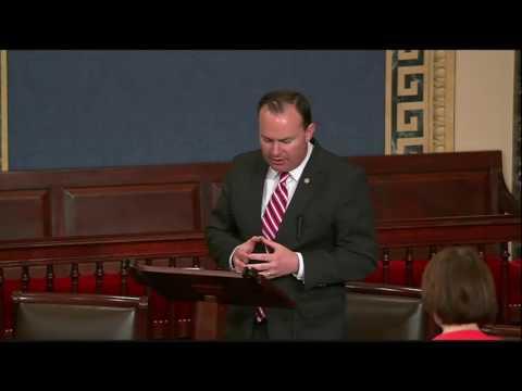 Floor Tribute to Senator Bennett