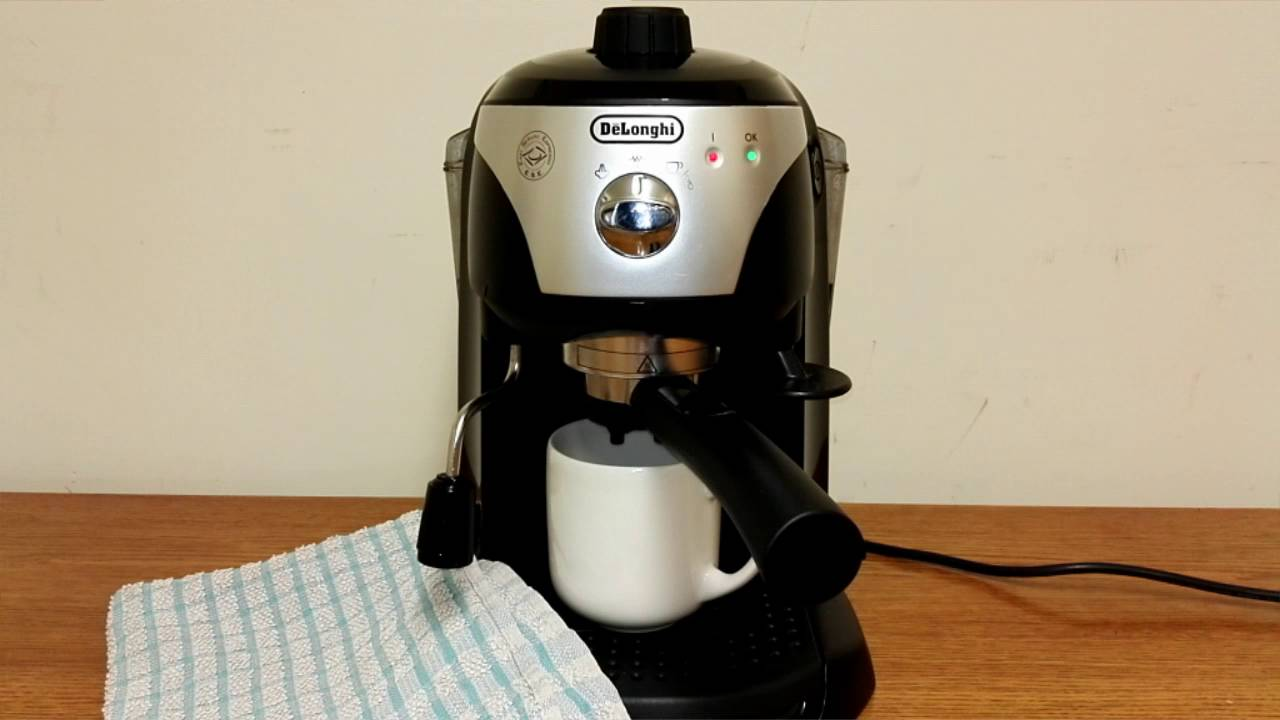 Delonghi Ecc221 Espresso Coffee Maker Review After A Year S Use Youtube