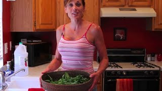 Preserving Your Harvest- How to Dry  Basil