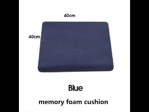 подушка для сиденья офисного или авто кресла. Алиэкспресс.