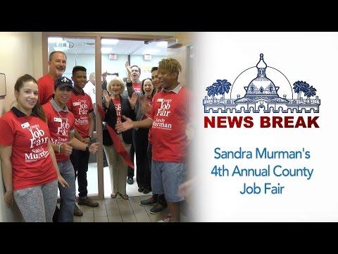 sandra-murman's-4th-annual-county-job-fair