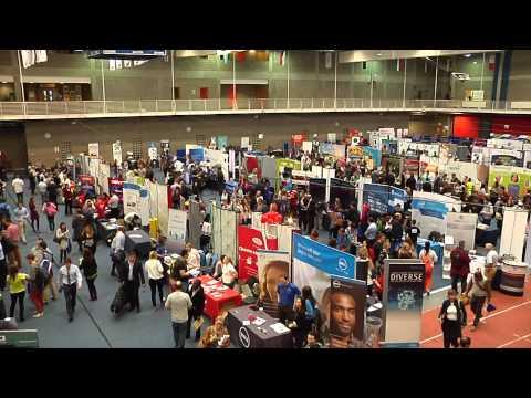 UL Careers Fair 2014