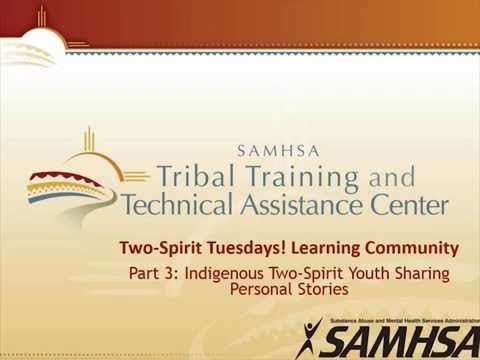 """Two-Spirit Learning Community - Part 3: We Are All One Family; Let's Not Make This """"Just a Dream"""""""