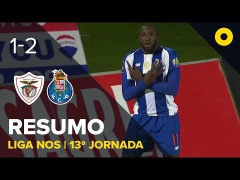 Santa Clara 1-2 FC Porto | SPORT TV