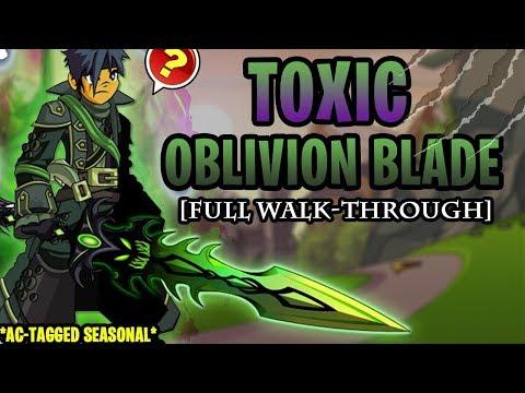 AQW - Toxic