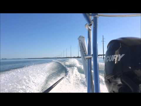 Boating Timelapse in the Keys - Islamorada Florida