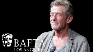 Behind Closed Doors with Sir John Hurt