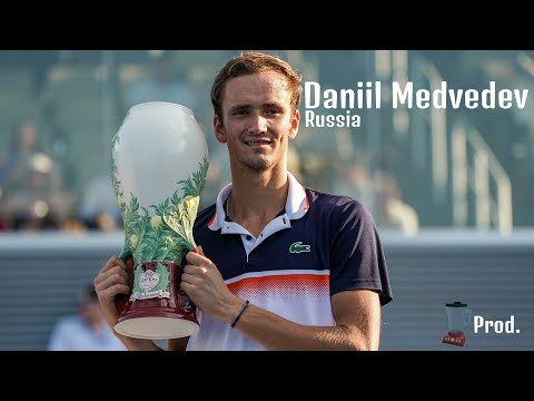 If you are familiar with Tennis, what are your thoughts about Daniil Medvedev? Do you think he's good or overhyped? For reference, I've attached a short compilation of highlights that best resembles his talent.