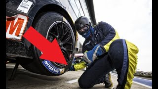 Tuning A Race Car With Tire Temperature - Call To Grid