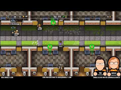 Escape Mode DLC Preview 5: Beta Gameplay | Prison Architect Console Edition