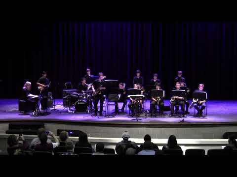 College Station HS Jazz Band 1 -