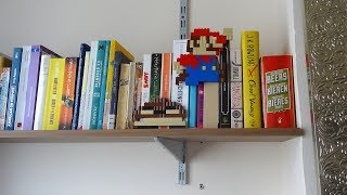8-bit Mario in Real Life  - Stop Motion (Director's Cut)