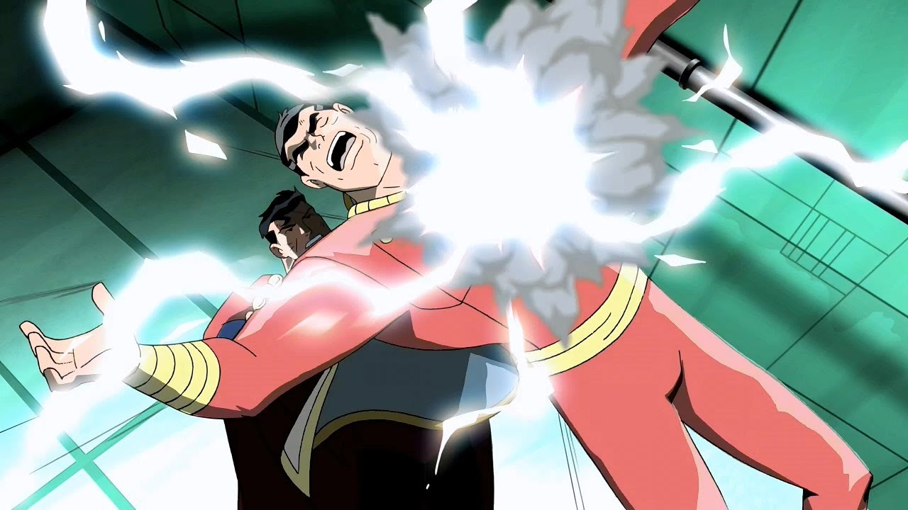 Superman vs Captain Marvel! (2).