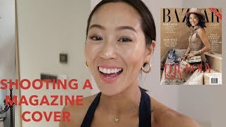 I'm On A Magazine Cover? - Vlog#51 | Aimee Song