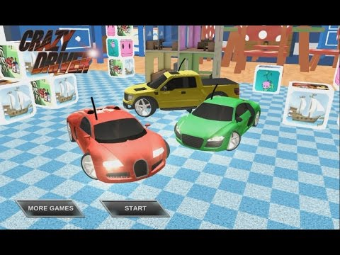 Remote Control Mini Car Racer - Android Gameplay HD