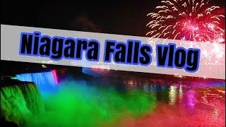 Niagara Falls | Travel Vlog