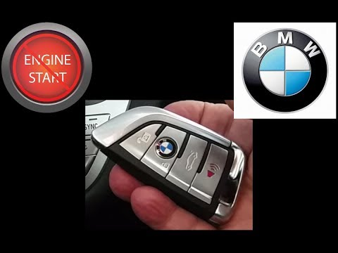 How To Change Replace Smart Key Fob Battery Bmw 1 3