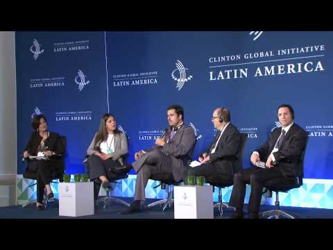 Promoting Financial Innovation Through Impact Investing - 2013 CGI Latin America