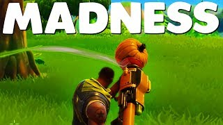 PUMPKIN LAUNCHER CHALLENGE | Fortnite Battle Royale
