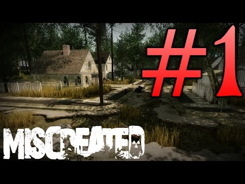 Miscreated Gameplay   OUR ADVENTURE BEGINS!!   PART 1