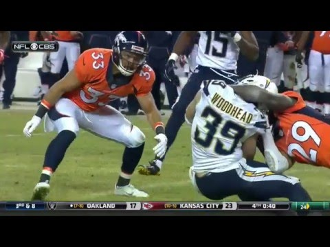Denver Broncos 2015 Season Defensive Highlights