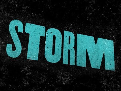 Tim Minchin's Storm the Animated Movie