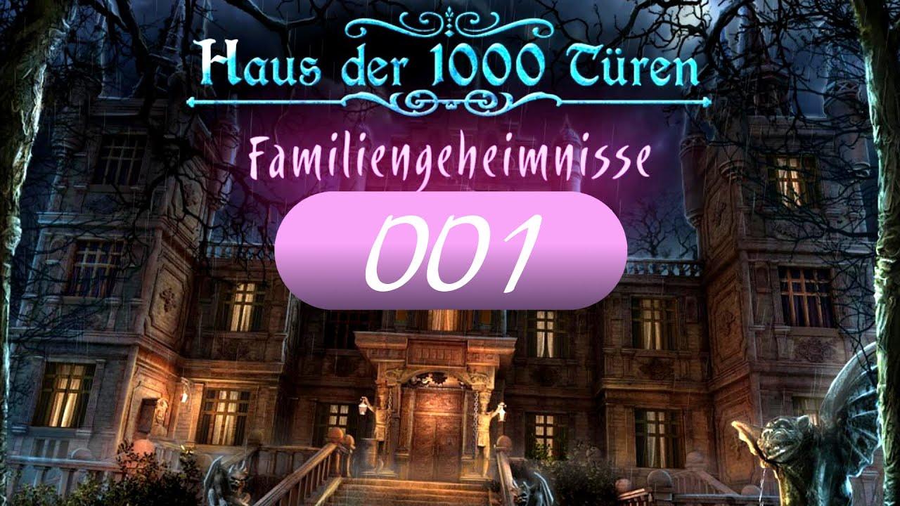 Let s play Haus der 1000 Türen Familiengeheimnisse