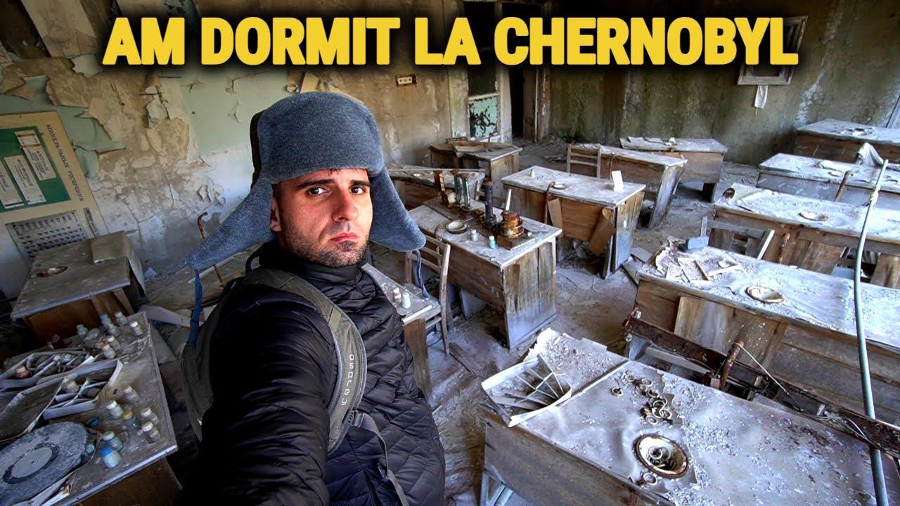 AM DORMIT O NOAPTE LA CHERNOBYL