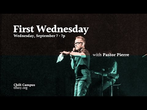 First Wednesday | Pastor Pierre du Plessis