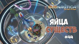 Subnautica Experimental   Яйца и детеныши существ. Принимаем роды. 44