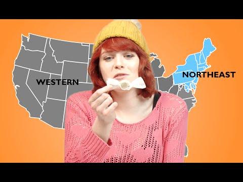 Irish People Taste Test Northeast American Treats