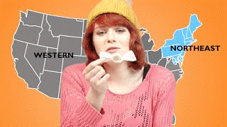 Irish People Taste Test Northeast American Treats