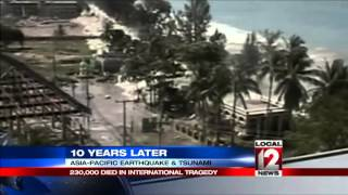 10th anniversary of Tsunami marked with tears