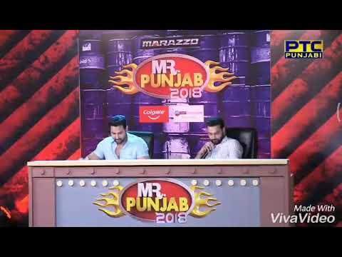 Bhangre Di Energy Dekh K Judges Shock - GURNOOR PRINCE -  MR. PUNJAB 2018 -