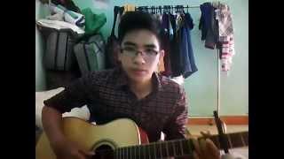 Chút Tình Mùa Lá Bay guitar (cover by hoangvu)