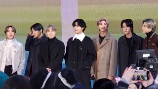 200221 BTS The Today Show Full Interview 2020 방탄소년단  New Yor…