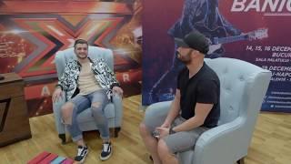 """Mihai Bendeac și Vlad Drăgulin intră în cabina lui Ștefan Bănică: """"Zici că e sală de sport."""""""