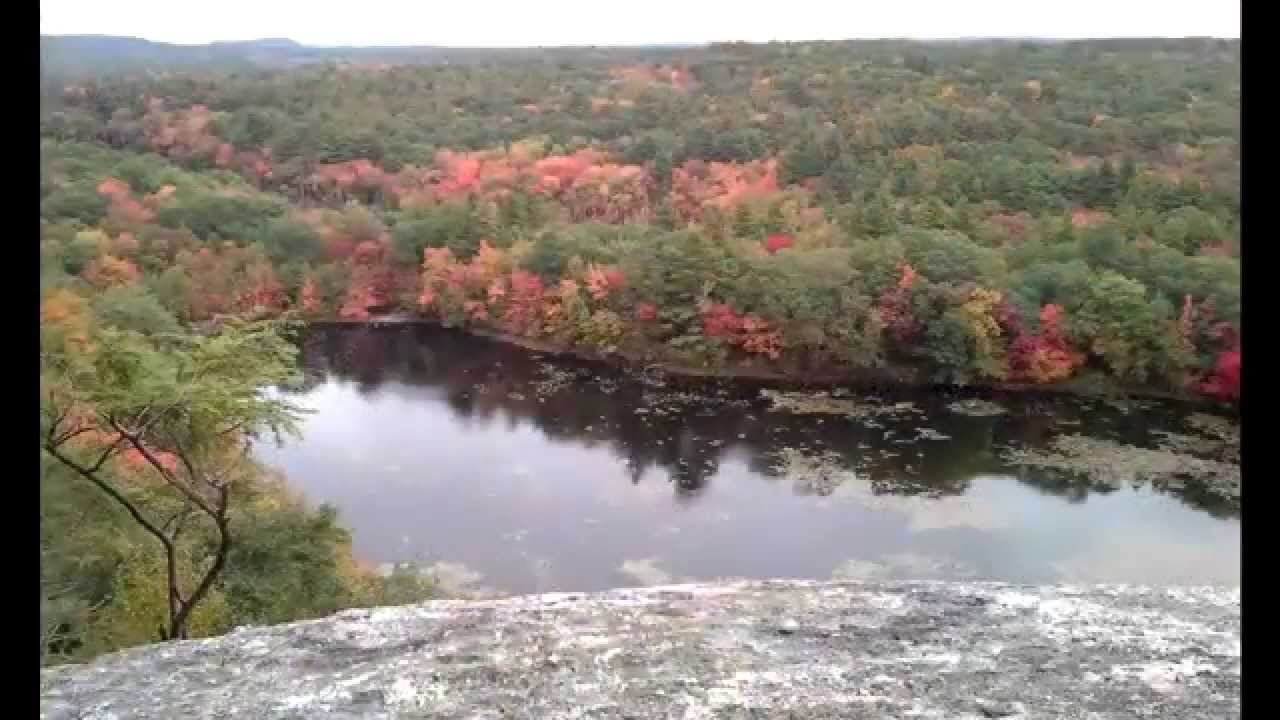 Hiking CT: Old Furnace State Park - YouTube