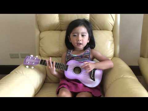 So Long, Farewell from The Sound of Music OST - Cover by 3 y/o Erin