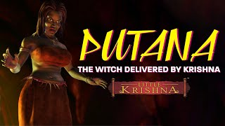 Putana - the witch delivered by Krishna thumbnail