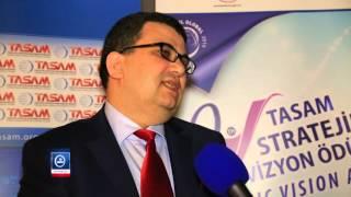 Süleyman Şensoy (Sivil Global Zirvesi 2016 Ödülleri)