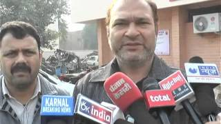 Karnal  Pratap Public  School  Girl  Child  Kidnap  Breaking