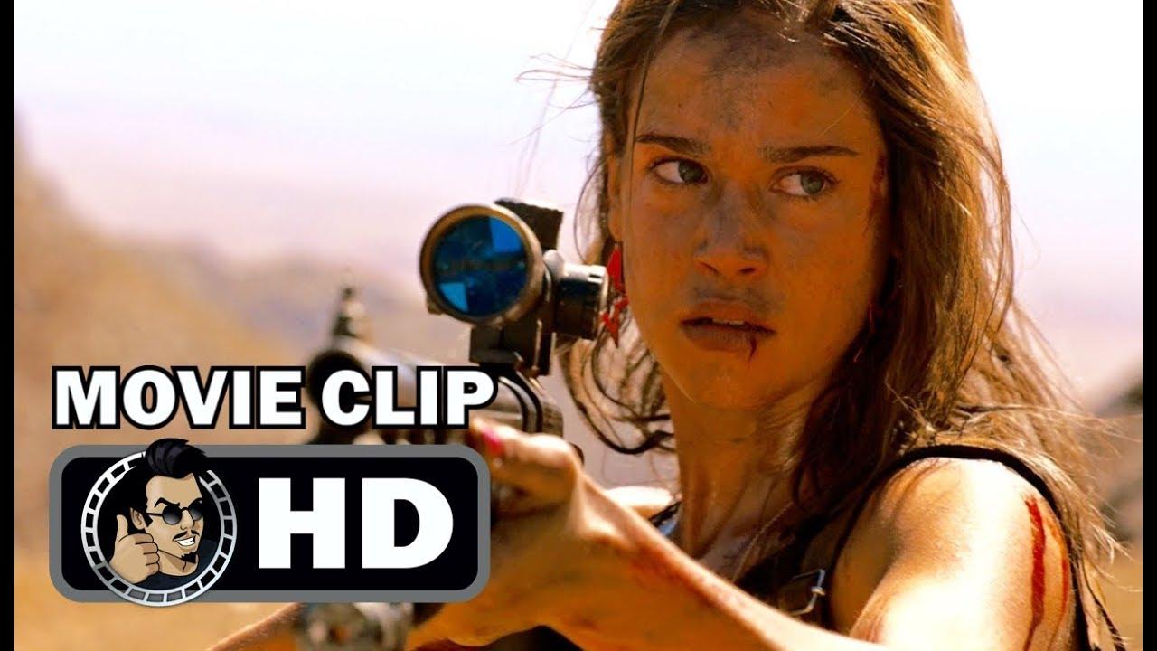 REVENGE Exclusive Clip - Hunt (2018) Action Thriller Movie HD