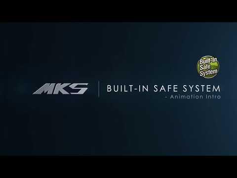 MKS HV6130/H : Built-In Safe System Animation Intro