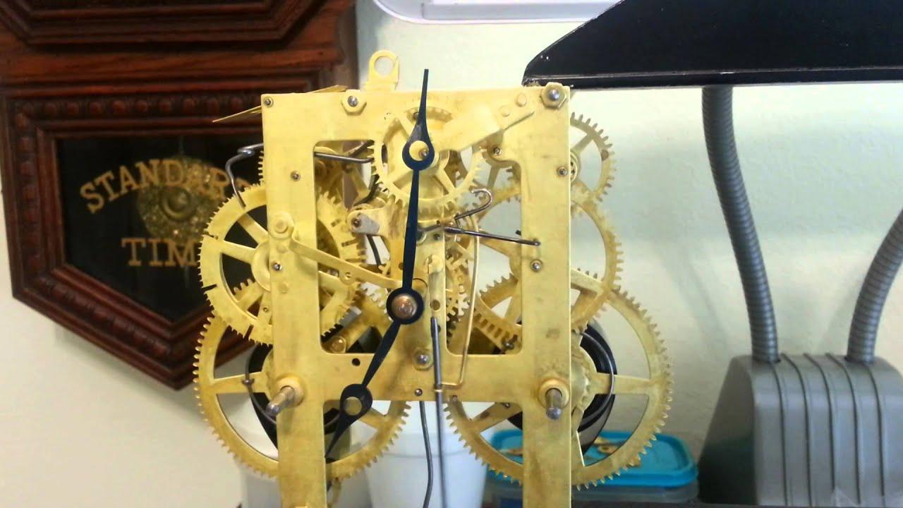 E Ingraham Old Clocks 89