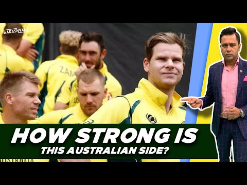 How STRONG Is This AUSTRALIAN Side? | #AakashVani | #INDvAUS ODI Series Preview