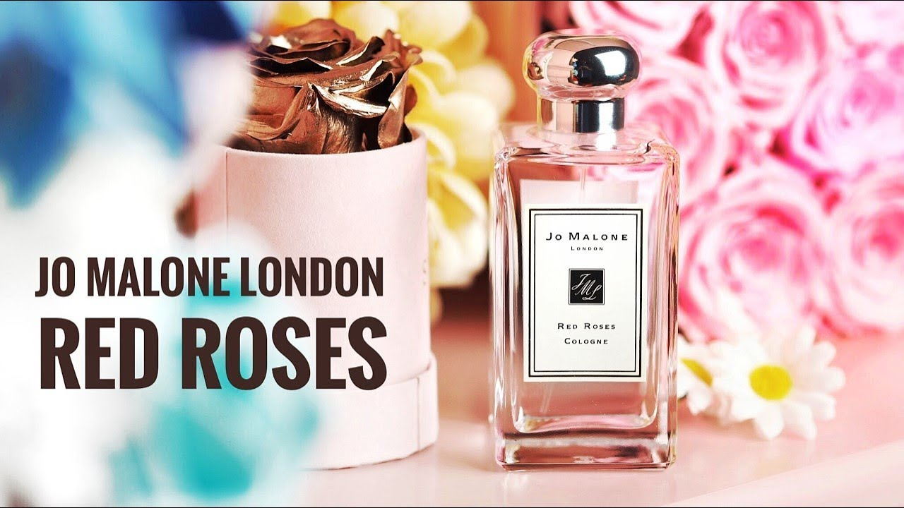 d5b64b79c165 Jo Malone London 'Red Roses' Cologne Perfume Review // Why It's the BEST  Perfume!