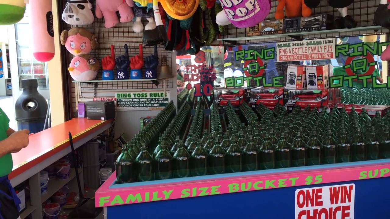 How to win big prizes at carnivals