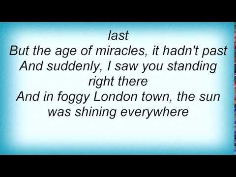 Billie Holiday - A Foggy Day Lyrics mp3